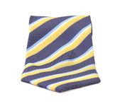 Tie a colorful striped