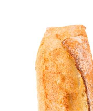 Fresh baguette.