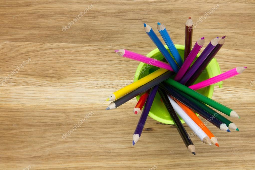 färgämne i penna