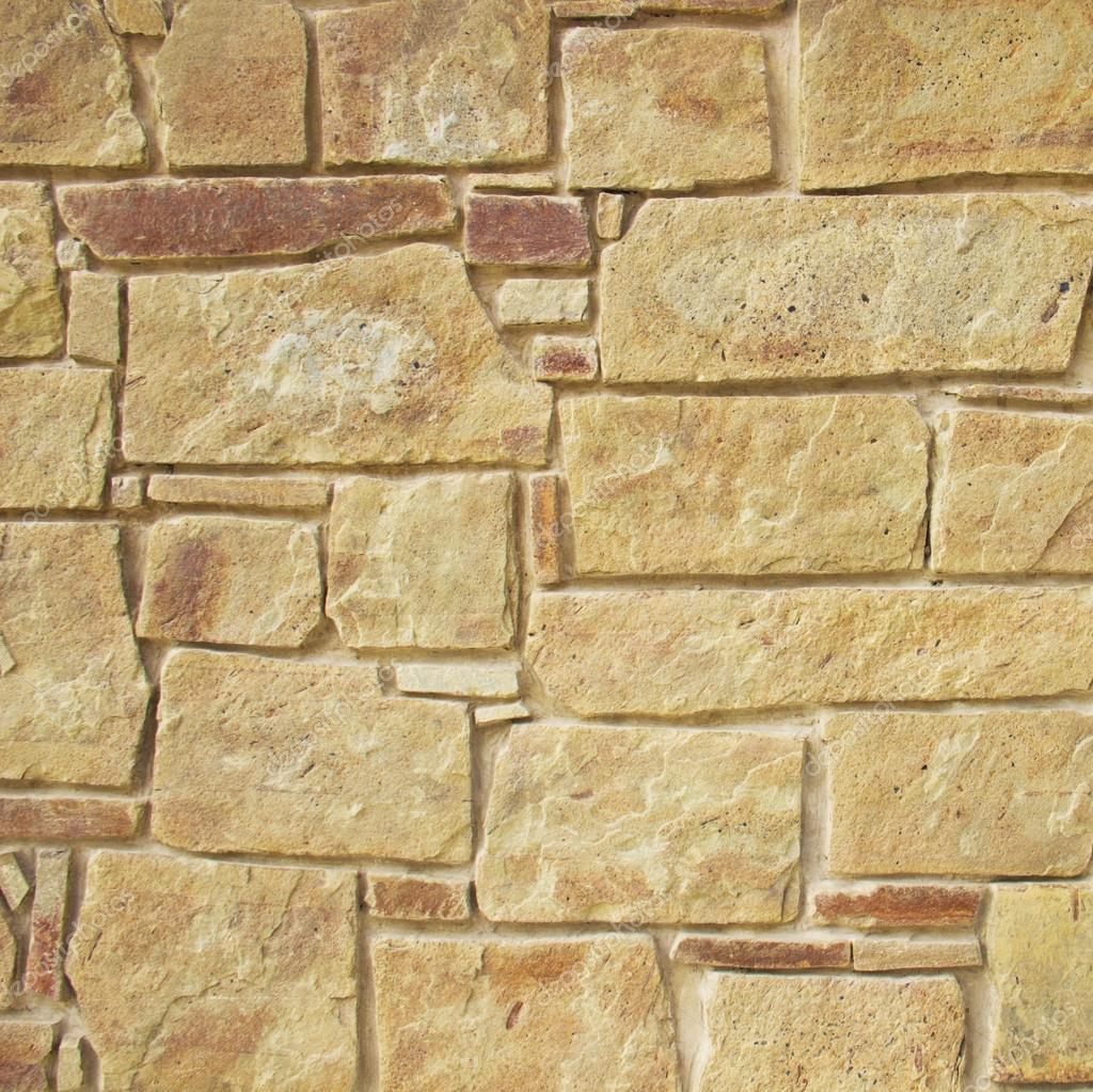 decorative stone wall surface — Stock Photo © apolobay #34403175
