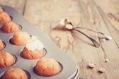 Fotografie čerstvé koláčky