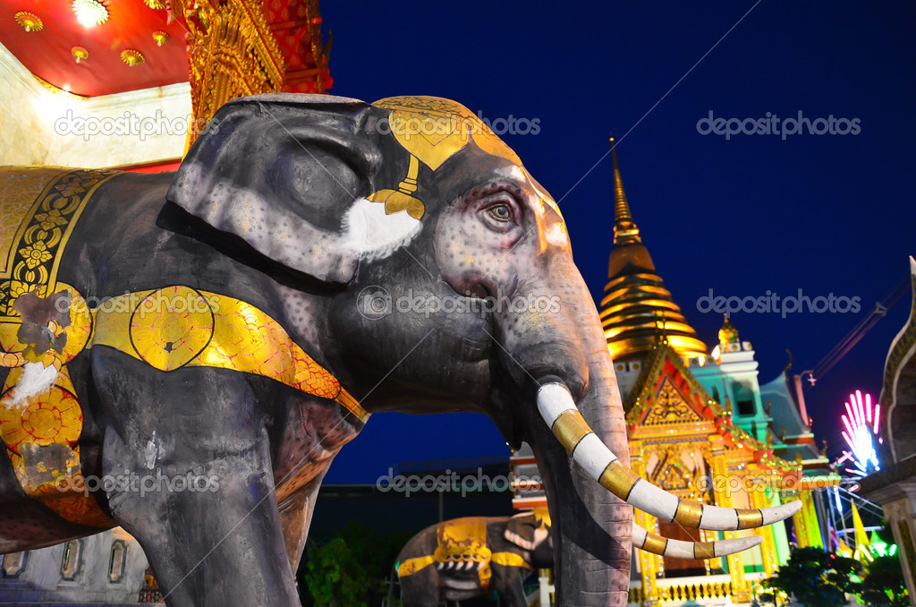 Elephant In The Temple Religious Symbol Stock Photo Gow27 27286533