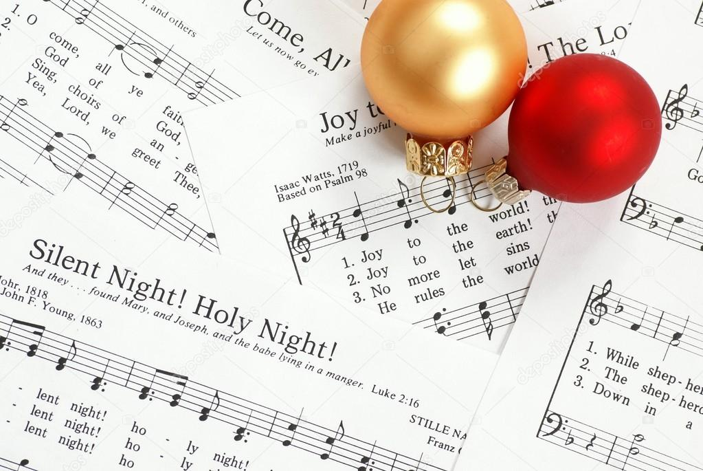 Music Note Christmas Decorations - Christmas Lights Card ...