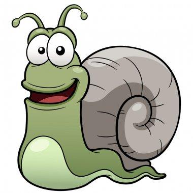 Snail cartoon