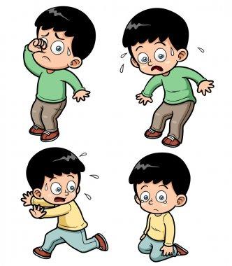 Boy expression set