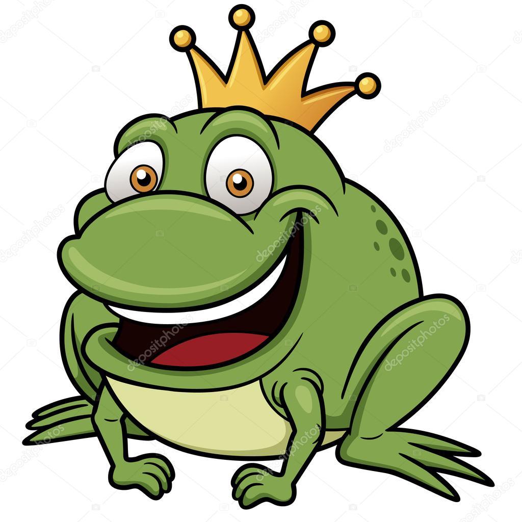 Uncategorized Principe Sapo sapo de desenhos animados vetor stock sararoom 29483099