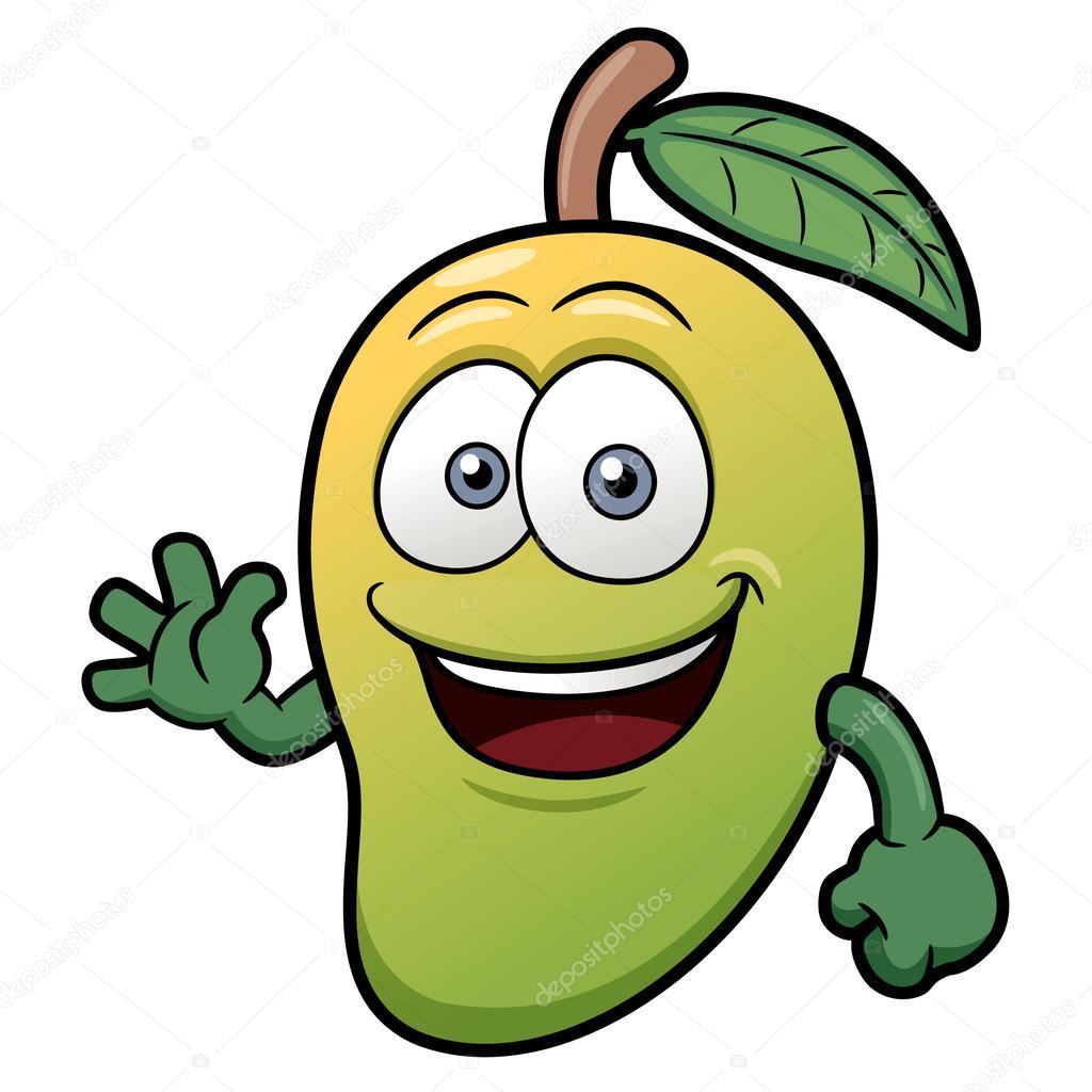 A Mango Character