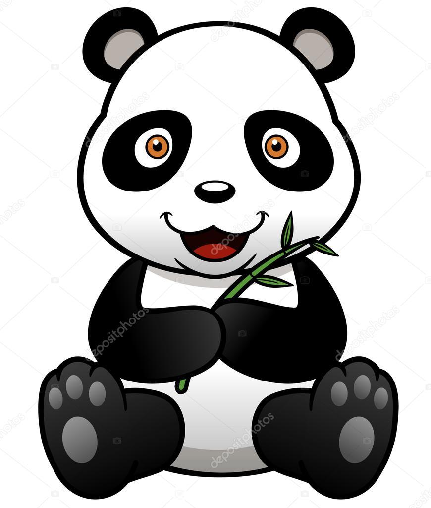 Preferência desenho do Panda — Vetores de Stock © sararoom #36538421 QV68