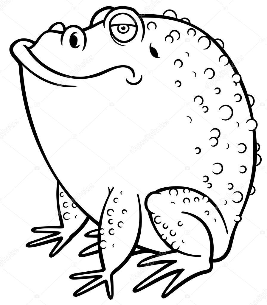 Cartoon grün Frosch — Stockvektor © sararoom #45156351