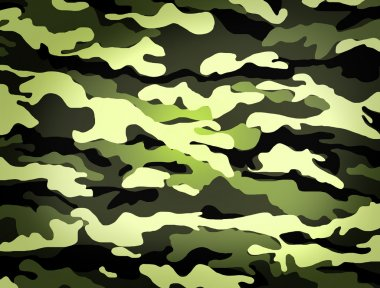 Camouflage pattern, background on February 23 stock vector