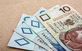 Fotografie Polish money