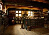 Fotografie old pharmacy