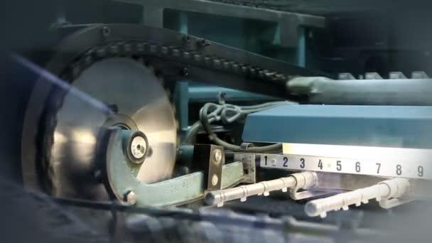 stroj pro tisk