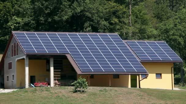 solární elektrárna na účet podniku