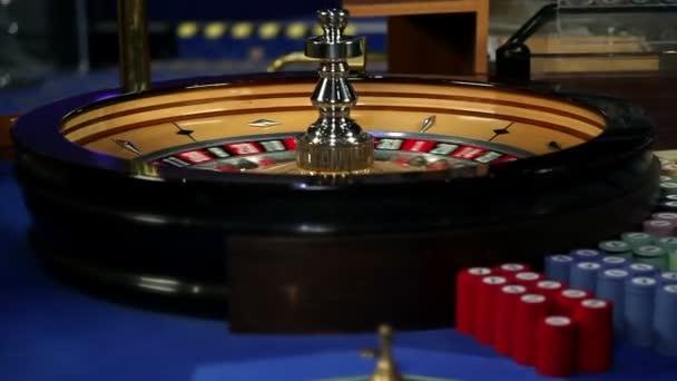 filatura roulette nel casinò