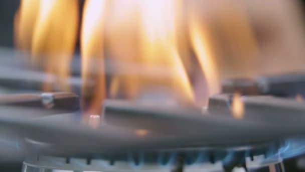 zapnutí varné desky plynový sporák