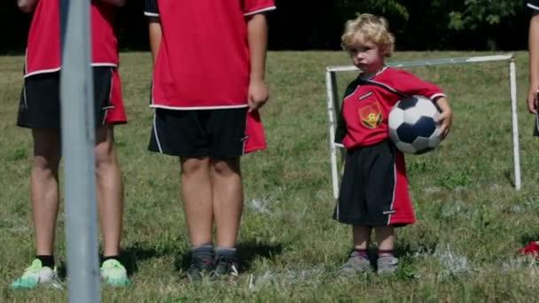 mladí fotbalisté