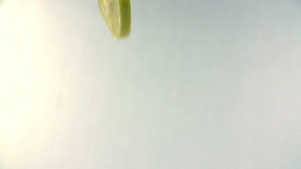 kusy vápna a citronem pádu