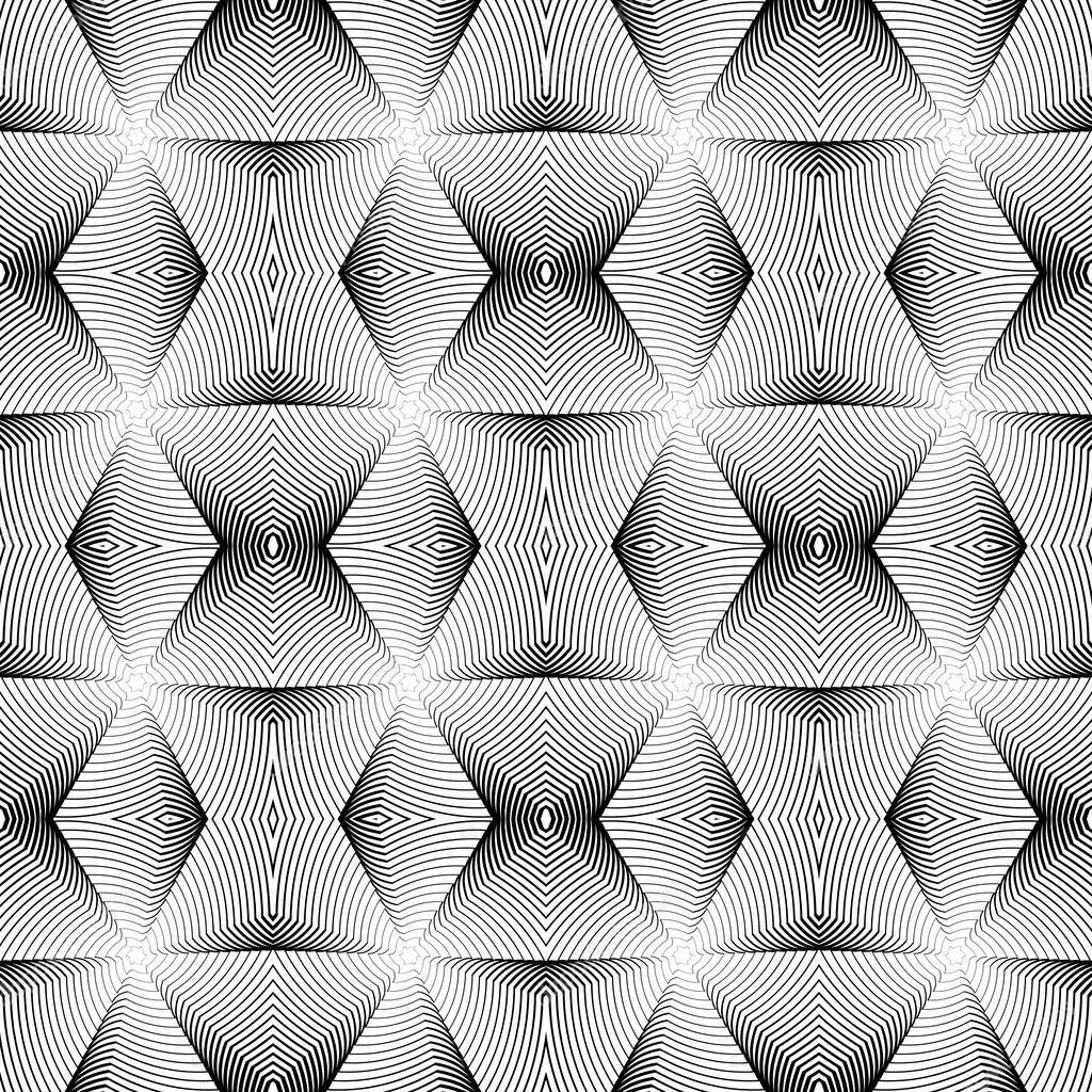 motif g om trique monochrome transparente design diamant r sum l image vectorielle amicabel. Black Bedroom Furniture Sets. Home Design Ideas