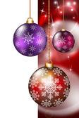 karácsonyi és újévi dekoráció