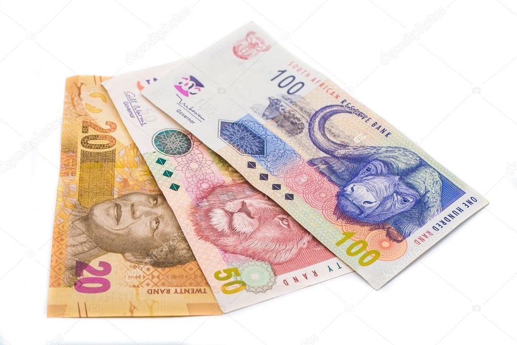 nouveaux billets de 50 and100 rand sud africain 20 photo 36648009