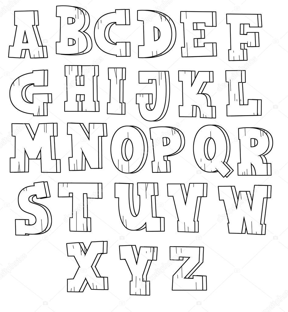 The coloring page board game cartoon alphabet illustration