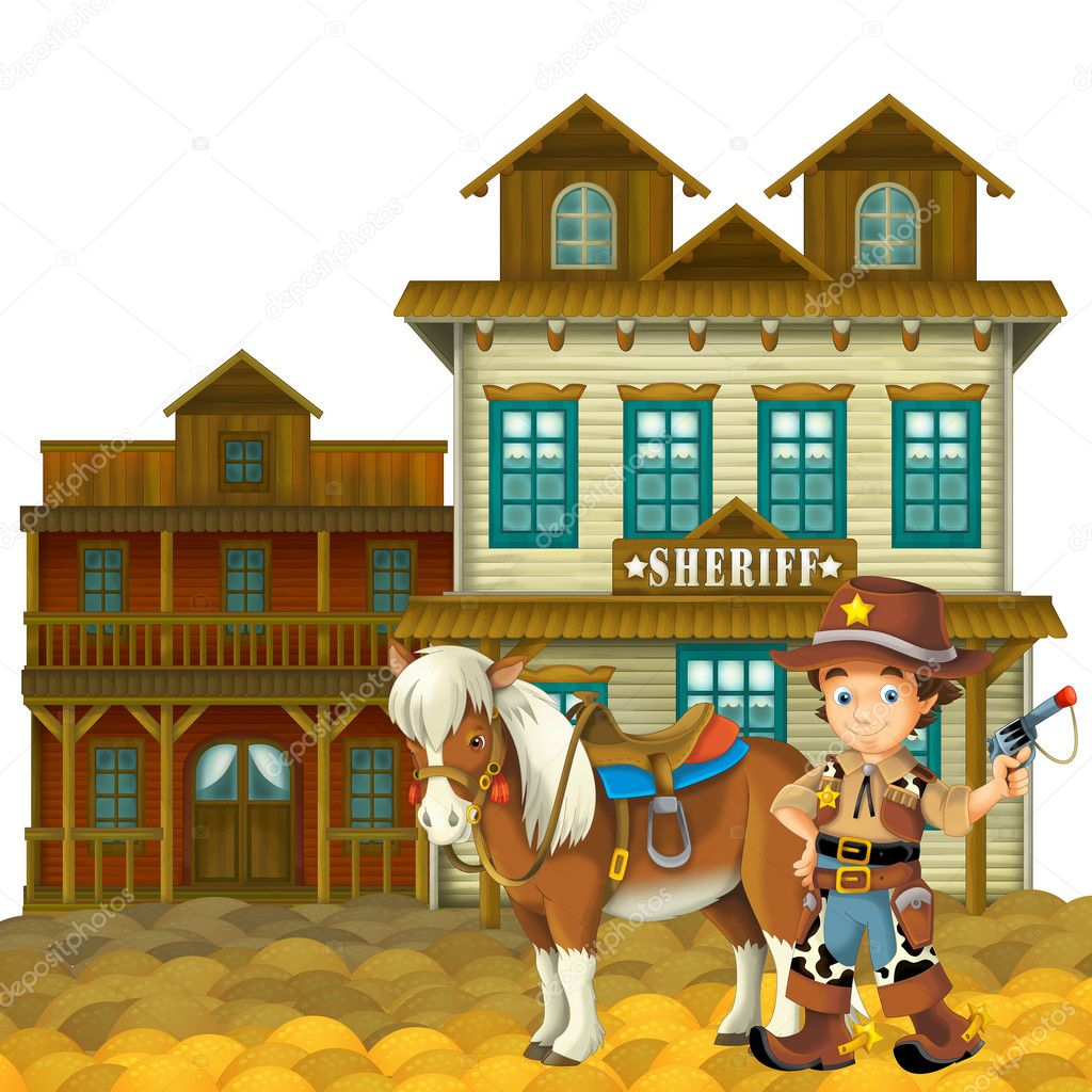 clipart gratuit far west - photo #41