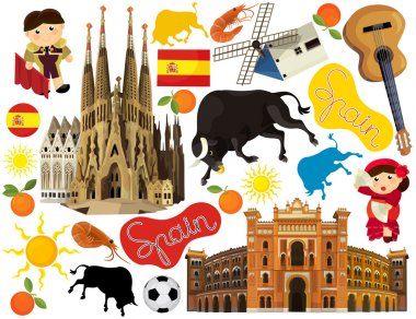 National Spain elements