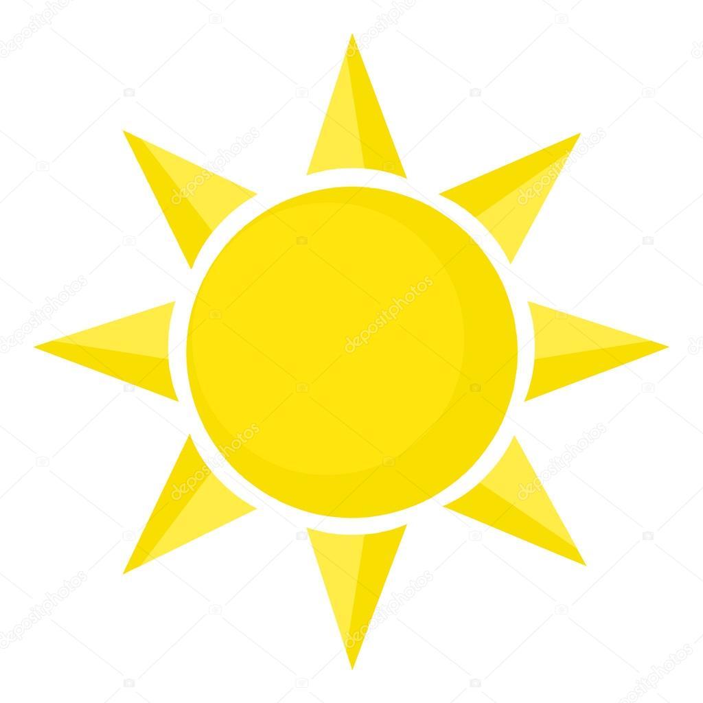 sol del dibujo animado foto de stock agaes8080 46214157