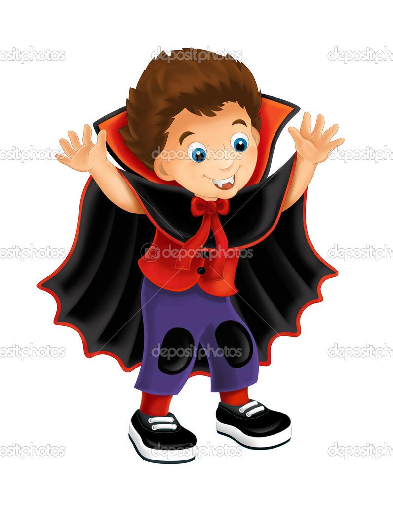 Fotografie vampiri cartoni vampiro dei cartoni animati u foto