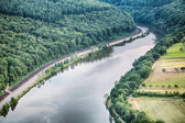 Fotografie River Saar in Germany