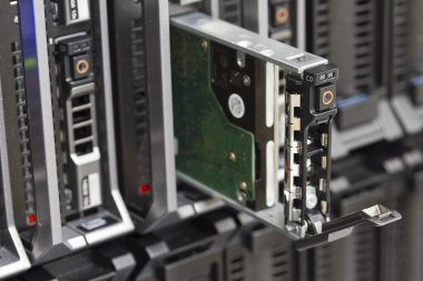 Hard Drive in Blade Server