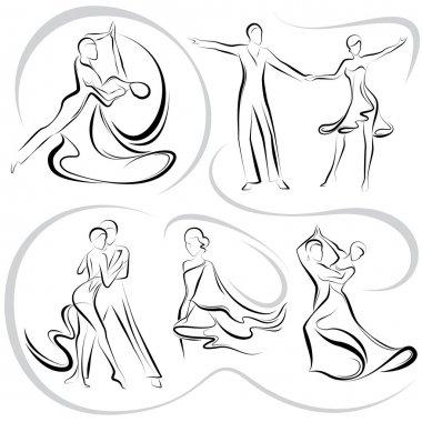 Dancing pairs