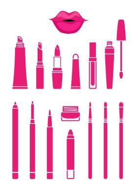 Cosmetics for beautiful lips