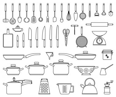 Kitchen tools and utensil