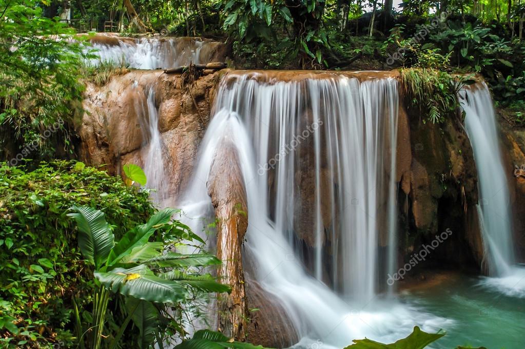 The Cataratas de Agua Azul