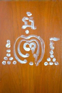 Mystic symbol