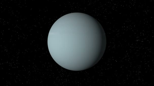 Uranus Rotating Seamless Loop