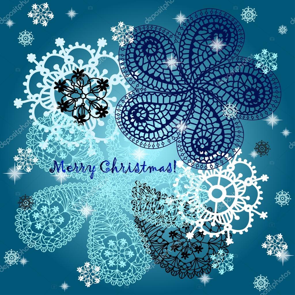 Noël Et Nouvel An Vector Salutation Je Vous Remercie