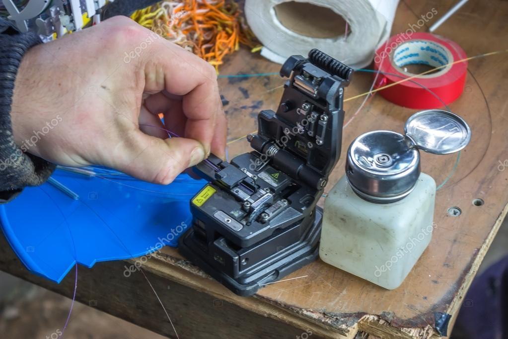 fiber optic technician