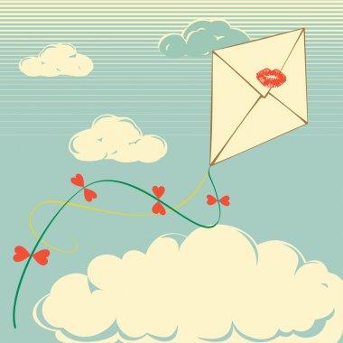 Envelope flies