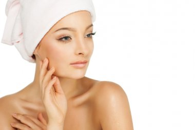 care for face and body at the spa salon.