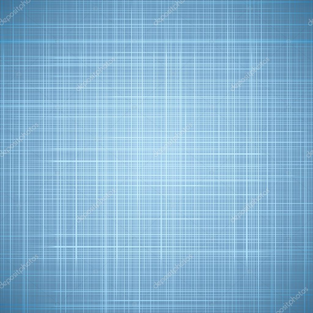 Blue cloth texture background. Vector illustration