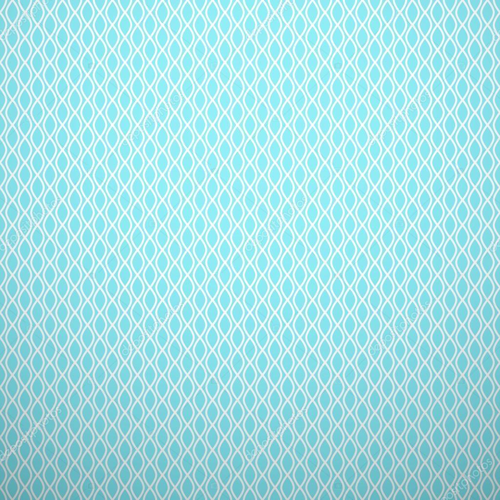 Abstract aqua elegant seamless pattern. Blue and white, aqua sty