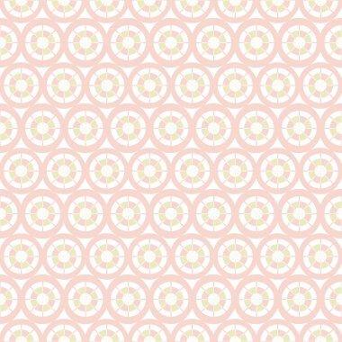Delicate lovely vector seamless pattern