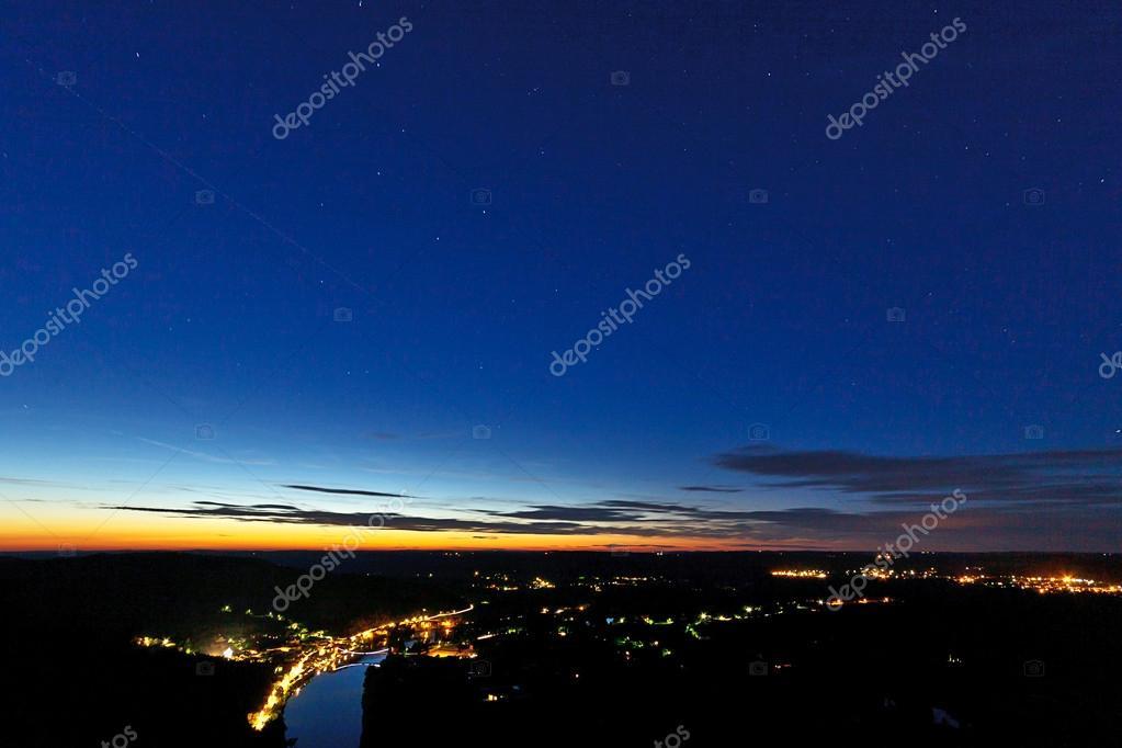 Фотообои City at night