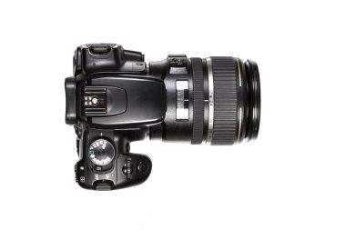 DSLR Camera - top view