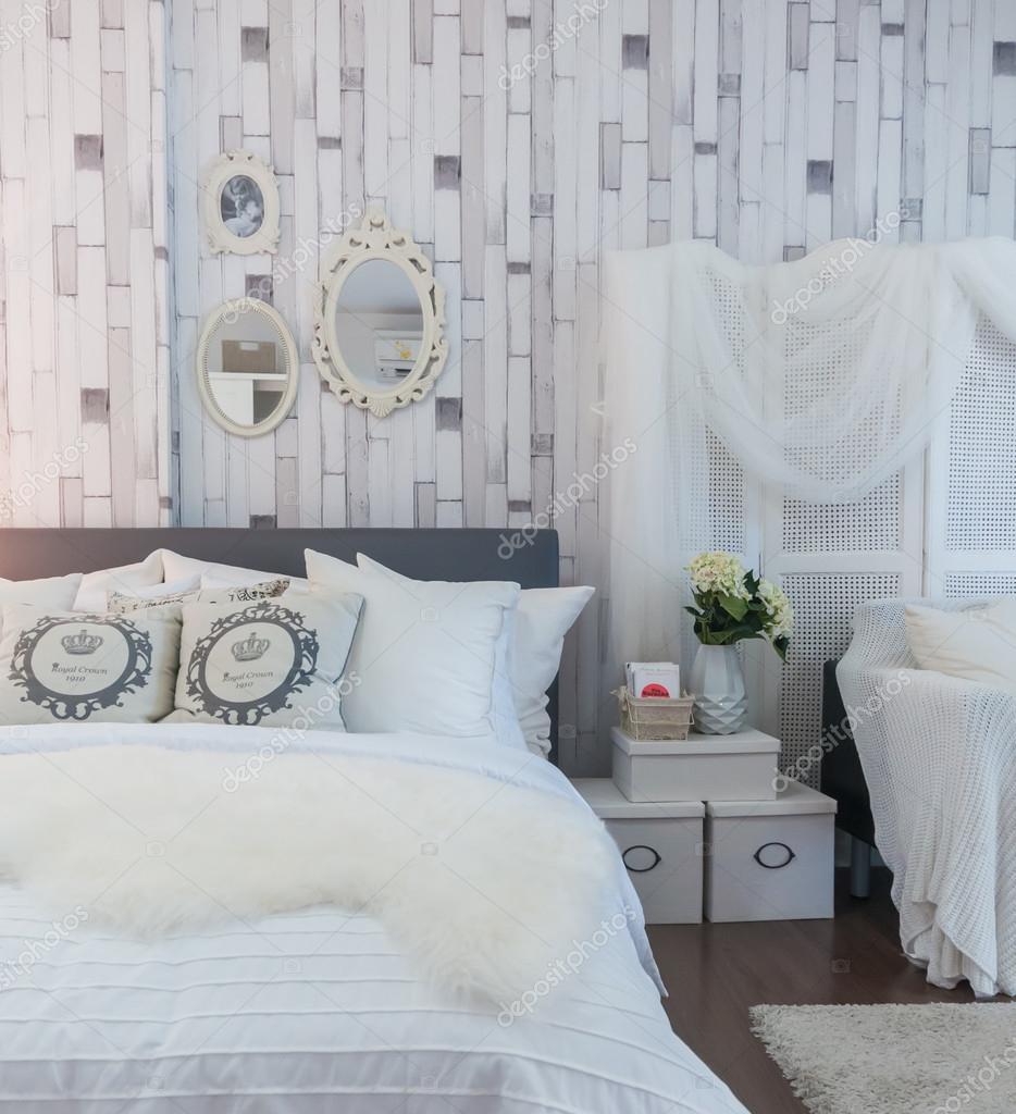 Vintage hálószoba — Stock Fotó © dejongjet303 #29214261