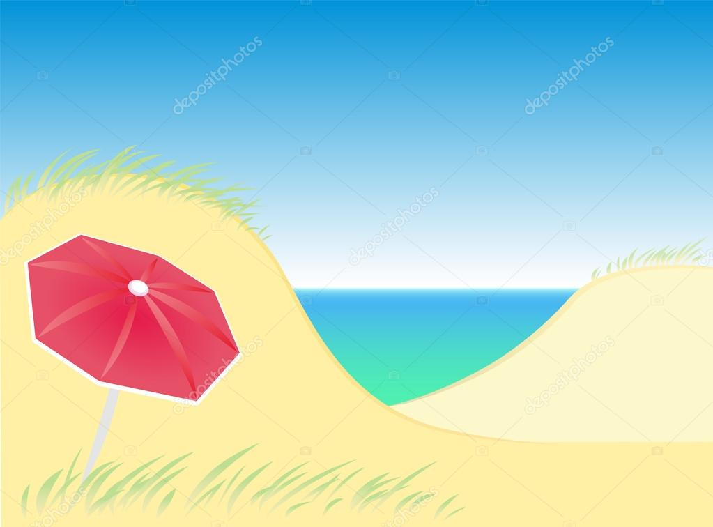 Dunes Parasol