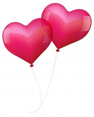 Balloons in Love